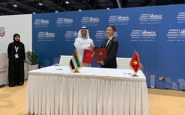Việt Nam tham dự Hội nghị Năng lượng Thế giới lần thứ 24 (WEC24)
