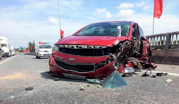 57 người tử vong vì tai nạn giao thông trong 3 ngày nghỉ lễ