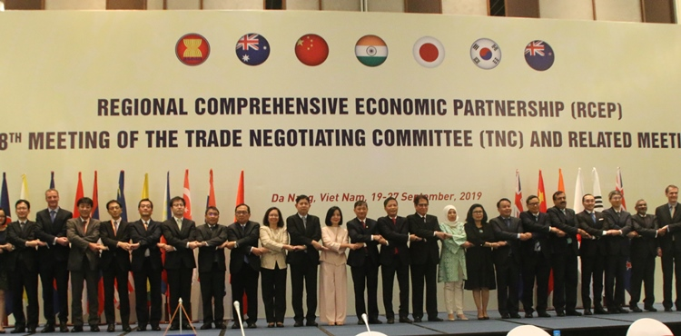 Hiệp định Đối tác kinh tế toàn diện khu vực RCEP lần thứ 28