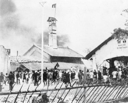 Hội nghị Xứ uỷ Nam Kỳ kiểm điểm và rút kinh nghiệm hoạt động chỉ đạo khởi nghĩa Nam Kỳ