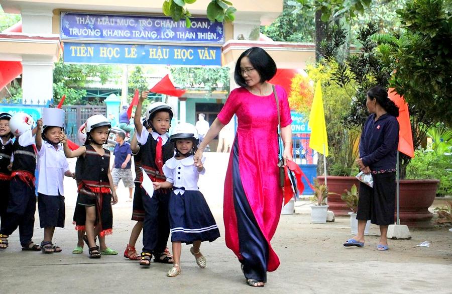 Đà Nẵng: Gần 200.000 học sinh bước vào năm học mới