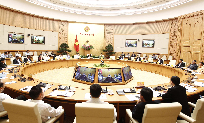 Nghị quyết phiên họp Chính phủ thường kỳ tháng 8/2019