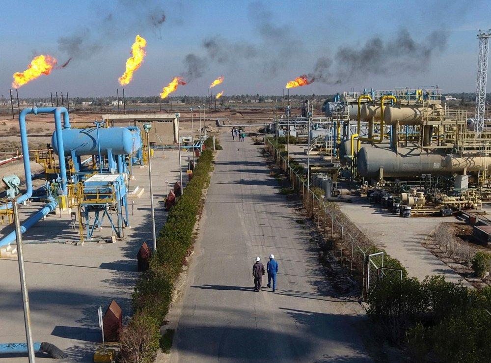 Iraq mời gọi Nga mở rộng hoạt động khai thác dầu khí