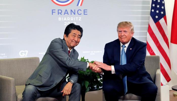 Nhật Bản và Mỹ sắp ký thỏa thuận thương mại