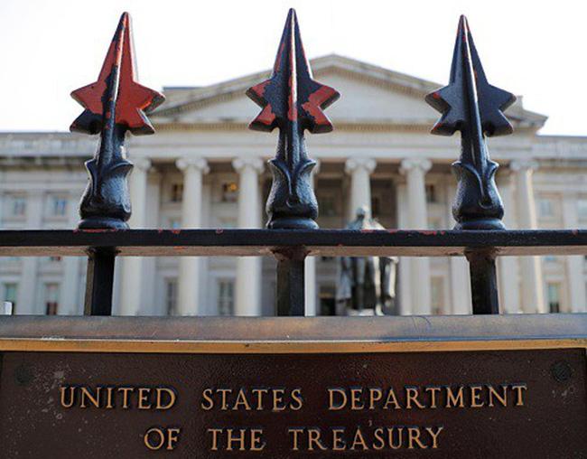 Thâm hụt ngân sách Mỹ vượt 1.000 tỷ USD
