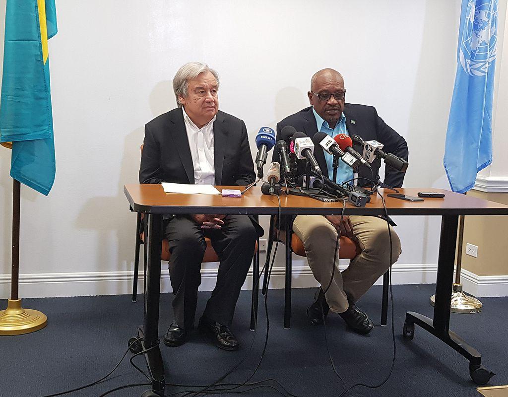 Bahamas thiệt hại hàng tỷ USD do siêu bão Dorian