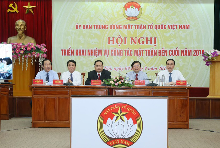 1.300 đại biểu dự Đại hội đại biểu toàn quốc MTTQ Việt Nam lần thứ IX 