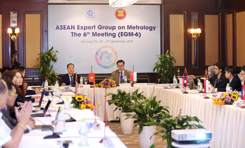 Chia sẻ kinh nghiệm đo lường khoa học trong khối ASEAN