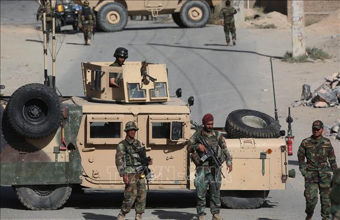 Afghanistan tiêu diệt ít nhất 40 tay súng Taliban