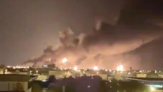 Chảo lửa Trung Đông lại tăng nhiệt