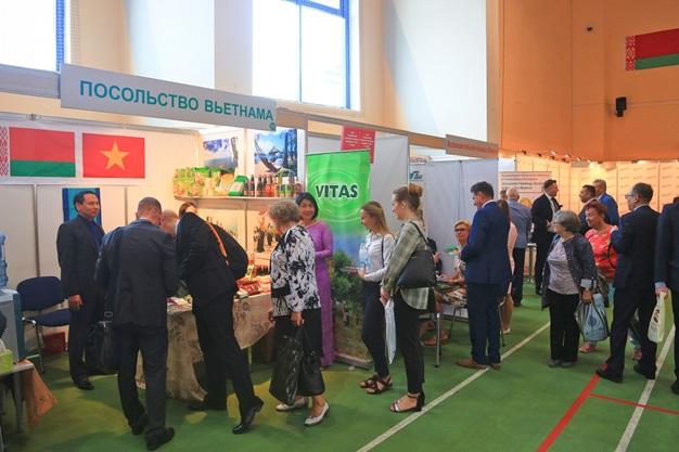 Thúc đẩy hợp tác kinh tế - thương mại giữa Việt Nam và Cộng hòa Belarus