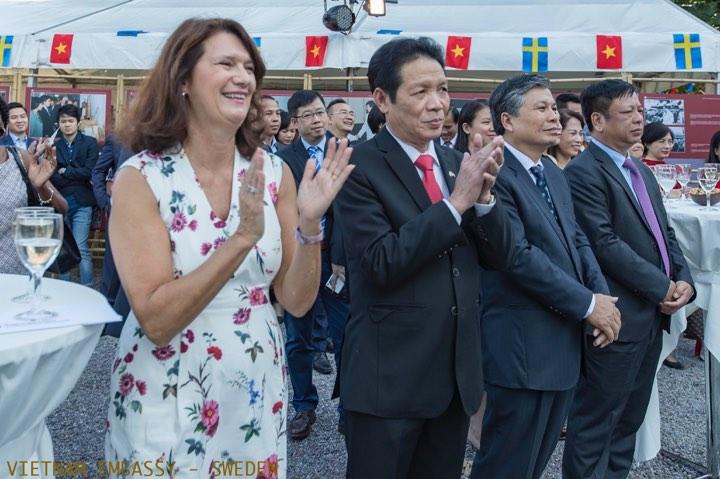 Mở ra giai đoạn phát triển mới giữa Việt Nam và Thụy Điển