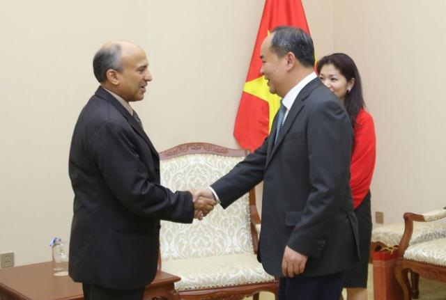 Việt Nam - Ả Rập Xê Út tăng cường hợp tác về văn hoá, thể thao và du lịch