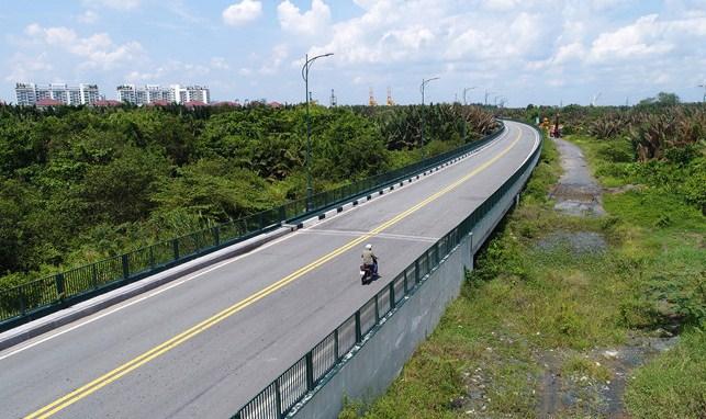 TP. Hồ Chí Minh sẽ xây cầu Thủ Thiêm 4