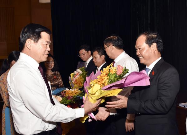 Đồng chí Mai Ngọc Thuận giữ chức Phó Chủ tịch HĐND tỉnh Bà Rịa-Vũng Tàu