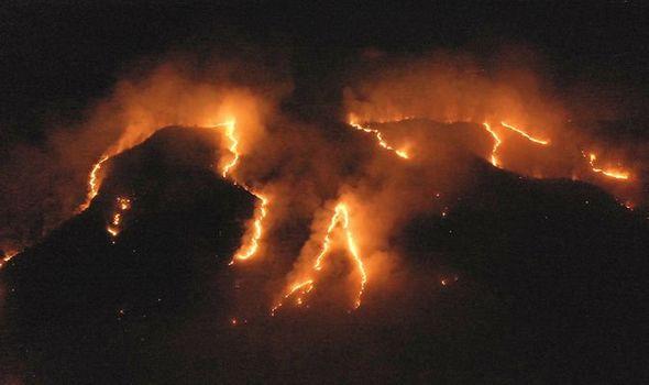 """Thế giới tuần qua: """"Nóng"""" cùng rừng Amazon"""
