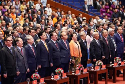 Mặt trận Tổ quốc Việt Nam – nơi hội tụ sức mạnh đại đoàn kết