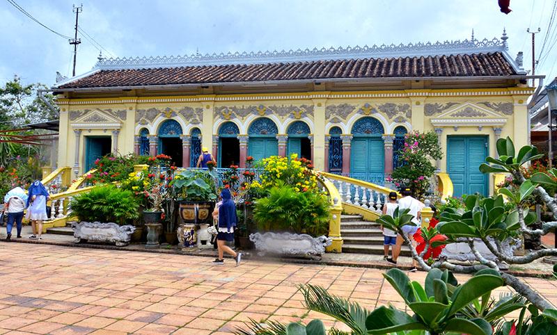 Ngắm ngôi nhà cổ gần 150 năm tuổi ở Cần Thơ