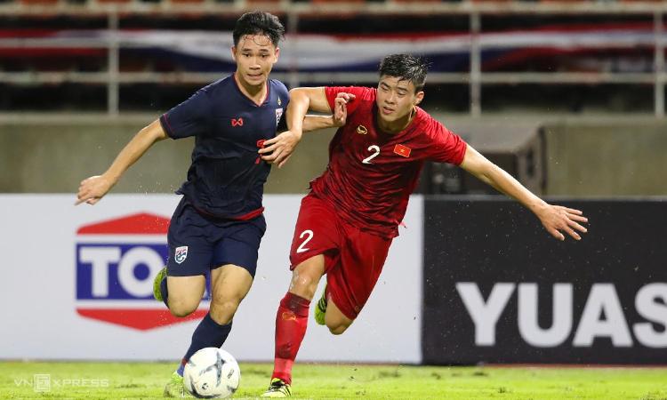 Việt Nam cầm hòa Thái Lan trận mở màn vòng loại World Cup