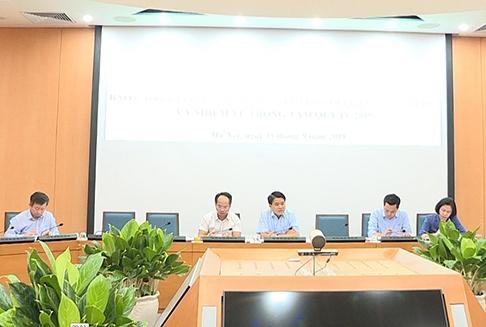 Hà Nội phấn đấu hết năm 2019, tất cả dịch vụ công chuyển sang mức độ 3,4