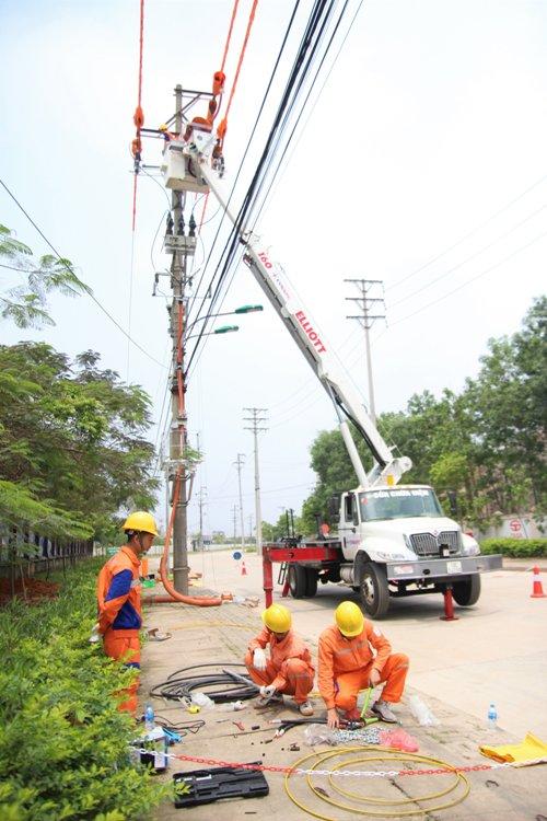 Tổng công ty Điện lực miền Bắc đảm bảo cung ứng điện an toàn, ổn định