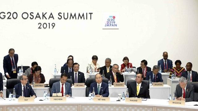 G20 kêu gọi xây dựng môi trường lao động thân thiện cho người lớn tuổi