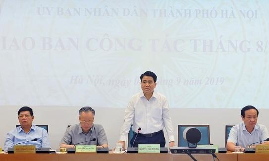 Hà Nội: Tiếp tục cải thiện môi trường đầu tư, kinh doanh