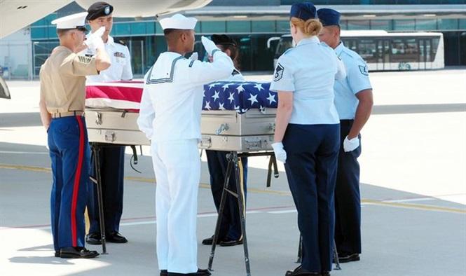 Bàn giao hài cốt quân nhân Hoa Kỳ mất tích trong chiến tranh ở Việt Nam