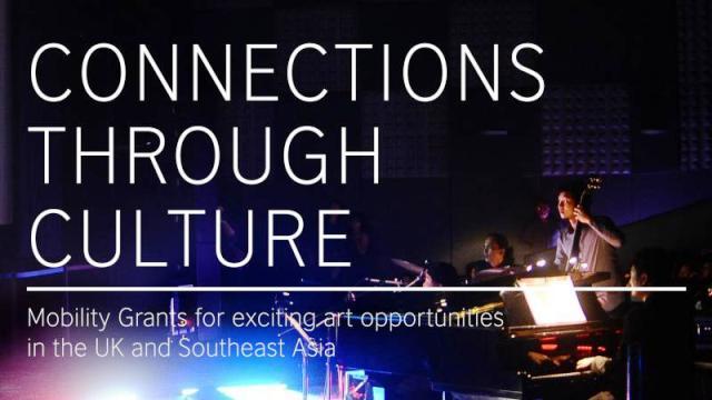 Hội đồng Anh khởi động chương trình tài trợ nghệ thuật Kết nối thông qua Văn hóa