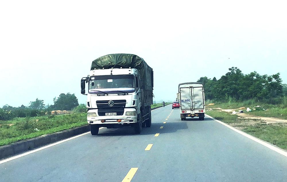Về việc hoàn thiện Quốc lộ 32C đoạn qua thành phố Việt Trì