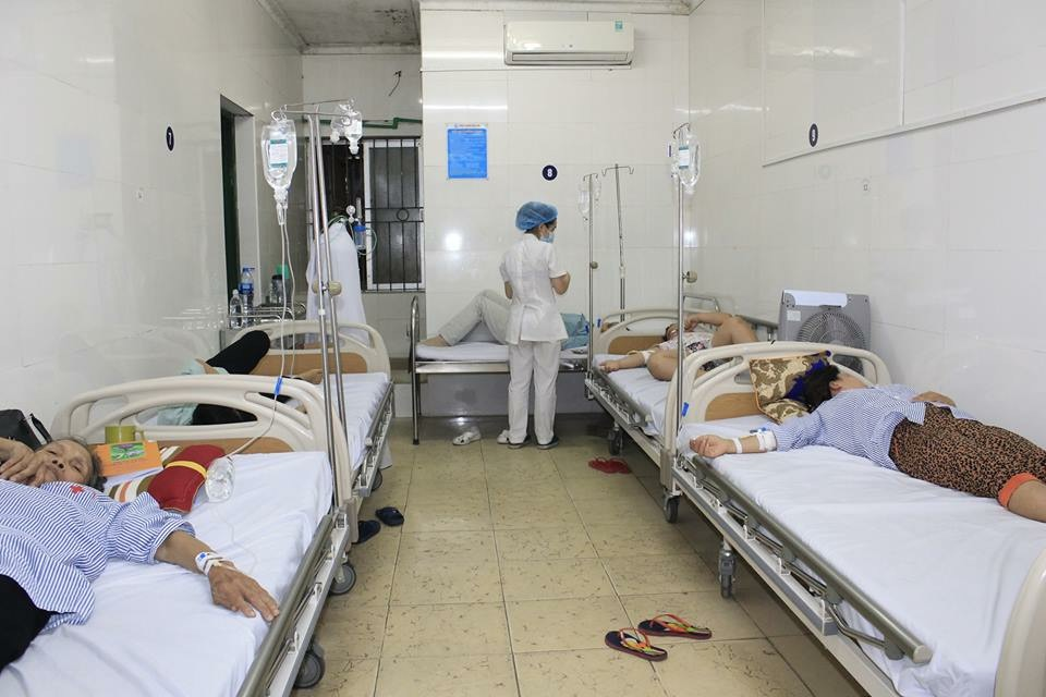 Nhiễm khuẩn bệnh viện ảnh hưởng tới 10% số người bệnh