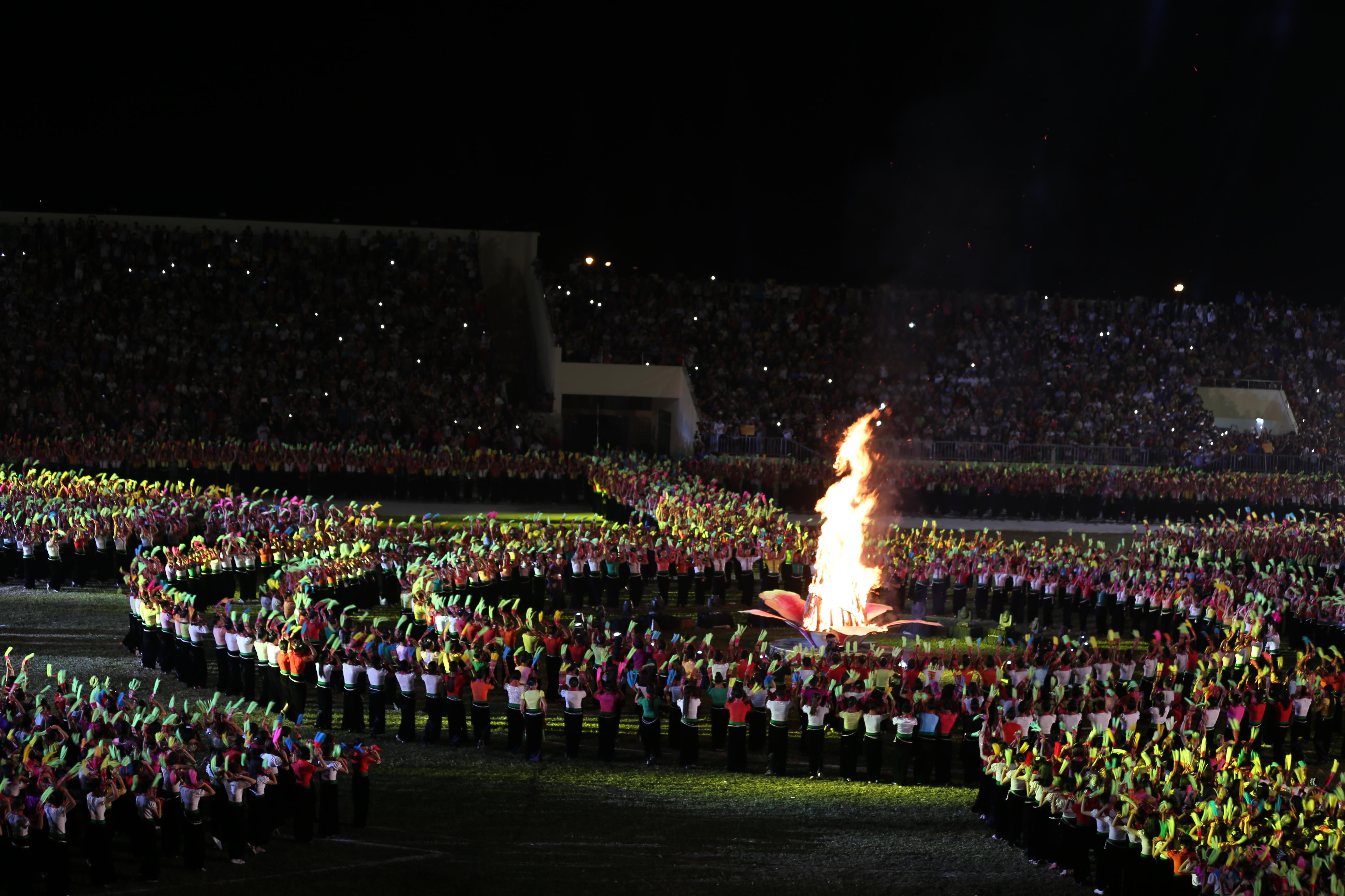Lễ hội Văn hóa, du lịch Mường Lò 2019: Độc đáo, đậm đà bản sắc dân tộc