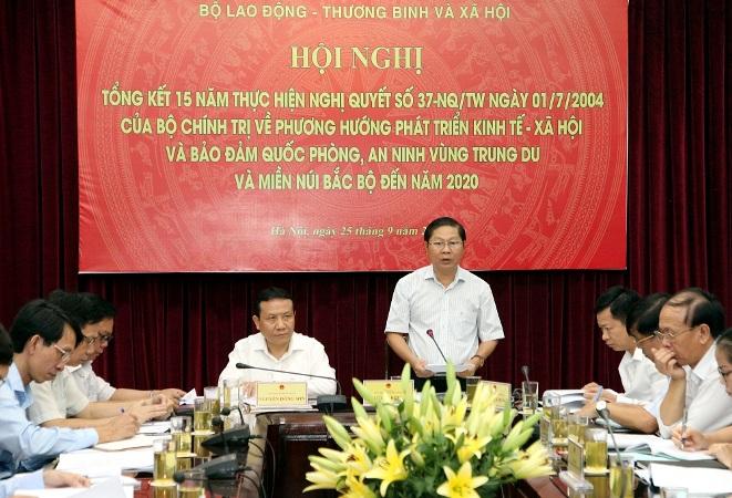 Nghị quyết 37 giúp Vùng trung du và miền núi Bắc Bộ phát triển ấn tượng