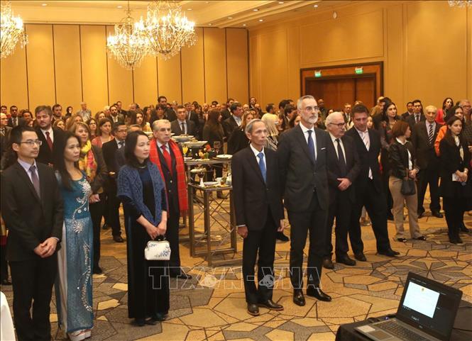 Kỷ niệm 74 năm Quốc khánh Việt Nam tại Argentina