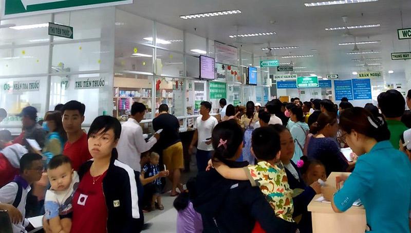 TP. Hồ Chí Minh: Thanh toán không dùng tiền mặt trong lĩnh vực y tế, giáo dục