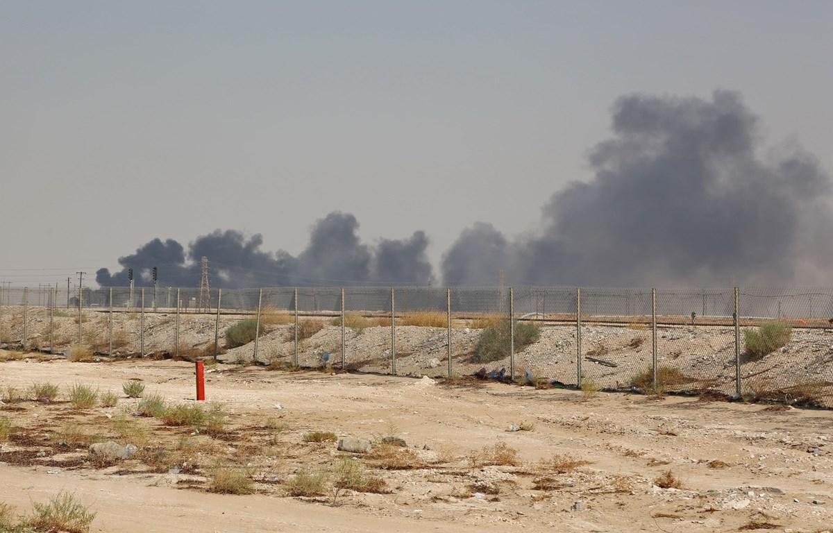 Saudi Arabia kêu gọi phản ứng toàn cầu sau vụ tấn công cơ sở dầu mỏ