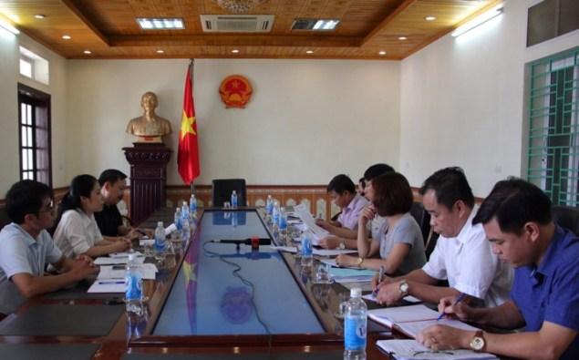 Việc thu phí bãi triều, đầm nuôi ngao sẽ được huyện Tiền Hải làm rõ