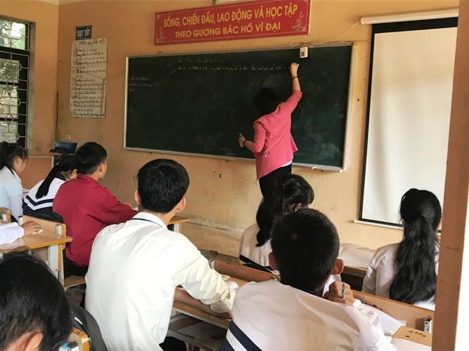 Lương giáo viên sẽ được trả theo vị trí việc làm, tính chất phức tạp nghề nghiệp
