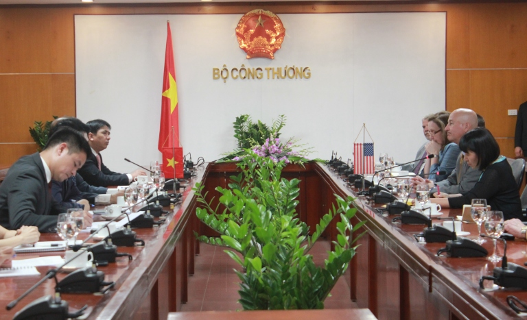 Thúc đẩy thương mại Việt Nam và bang Nebraska (Hoa Kỳ)