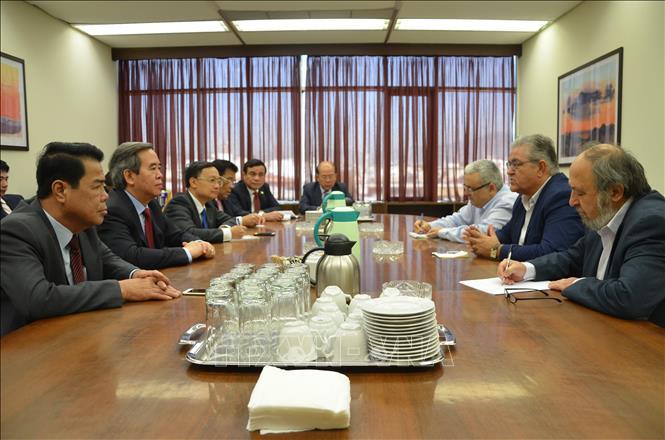 Tăng cường quan hệ hợp tác, hữu nghị Việt Nam -  Hy Lạp