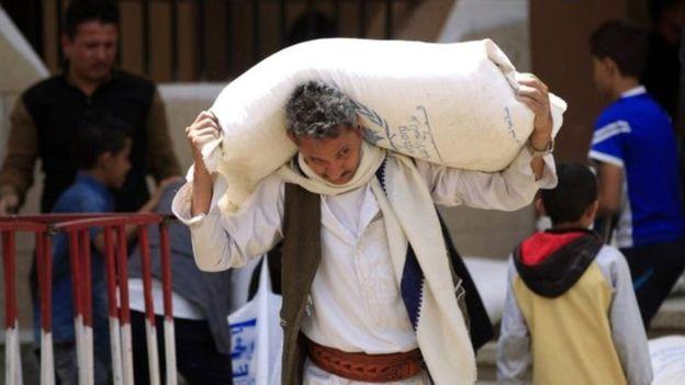 Yemen: Số người nhận viện trợ lương thực đạt mức kỷ lục