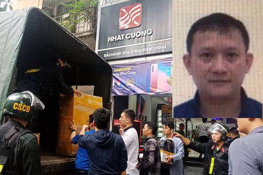 Truy nã đỏ Bùi Quang Huy - chủ doanh nghiệp Nhật Cường Mobile