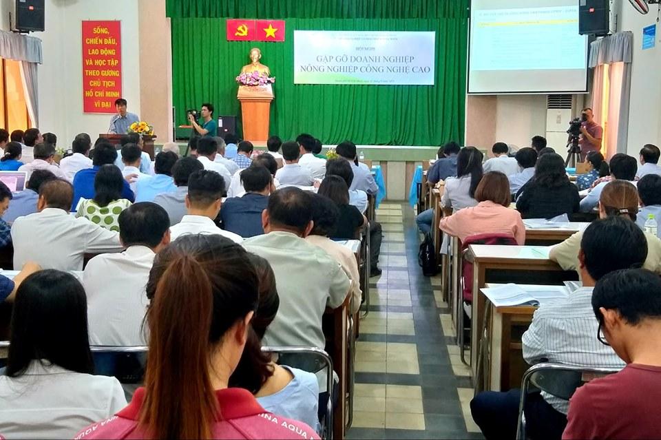 TP Hồ Chí Minh ưu tiên phát triển sản xuất nông nghiệp công nghệ cao