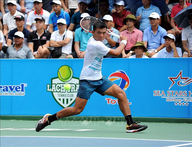 Bế mạc Giải Quần vợt chuyên nghiệp Việt Nam - Cúp Lạch Tray