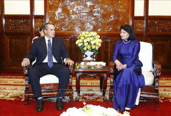 Phó Chủ tịch nước: Thông tấn xã Việt Nam và Prensa Latina cần tăng cường chia sẻ thông tin   🎥