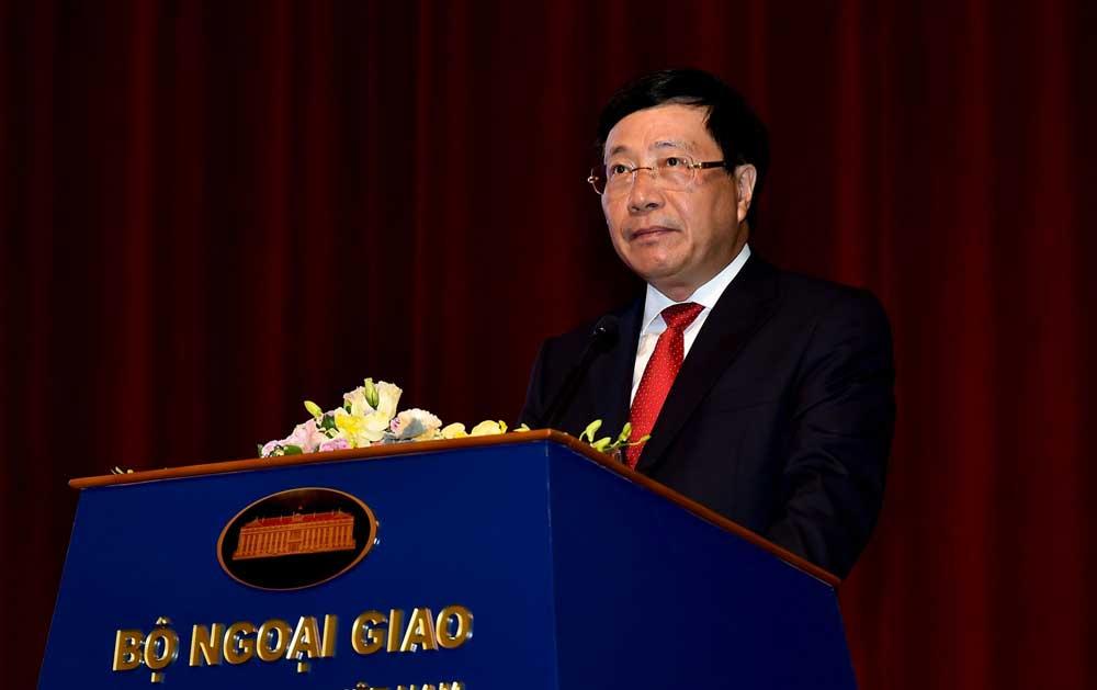 Tăng cường hợp tác kinh tế, thương mại giữa Việt Nam và các nước Trung Đông -châu Phi  🎥