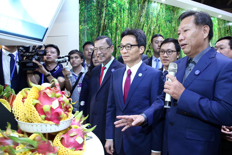 Thúc đẩy hợp tác kinh tế - thương mại, đầu tư giữa Việt Nam với Trung Quốc và khu vực Đông Nam Á