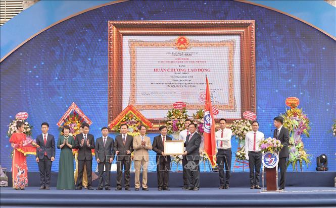 Xây dựng Trường Đại học Vinh trở thành trung tâm đổi mới sáng tạo của đất nước