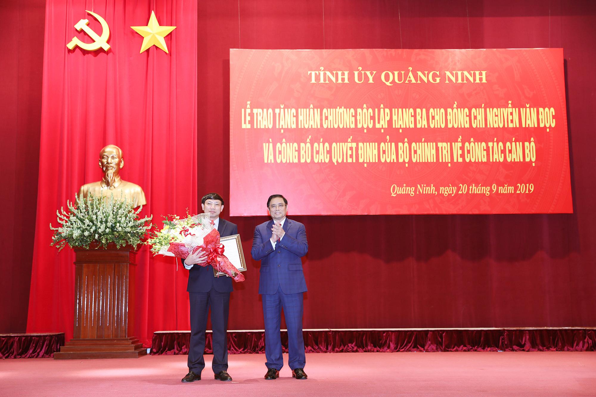 Đồng chí Nguyễn Xuân Ký giữ chức Bí thư Tỉnh ủy Quảng Ninh