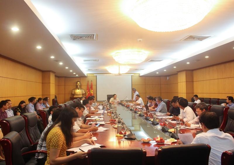 Góp ý dự thảo Quy trình vận hành liên hồ chứa trên lưu vực sông Đồng Nai
